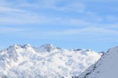 Bergpanorama-Faschina