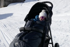 Wintertraum auch für die Kleinsten