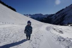 Winterwanderweg Faschina